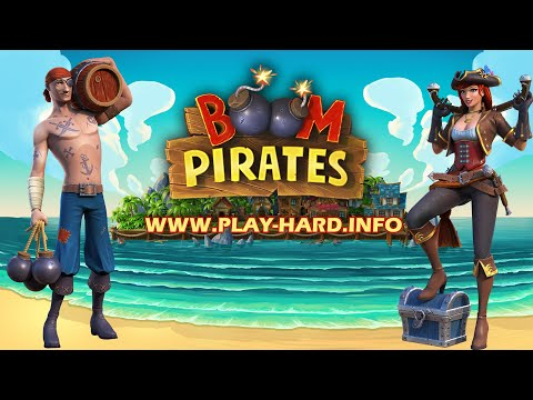 Boom Pirates by Microgaming