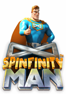 Spinfinity Man (BetSoft)